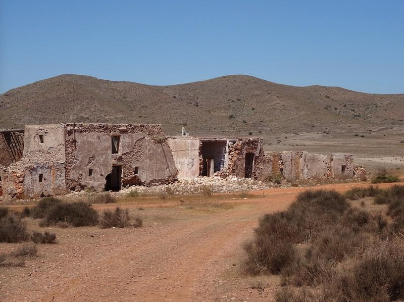 Il était une fois au nord d'Almeria… Sur les traces de Sergio Leone et du western spaghetti Campil10