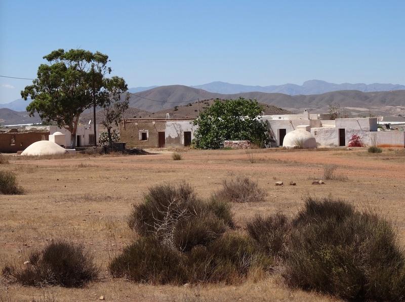 Il était une fois au nord d'Almeria… Sur les traces de Sergio Leone et du western spaghetti Campil11