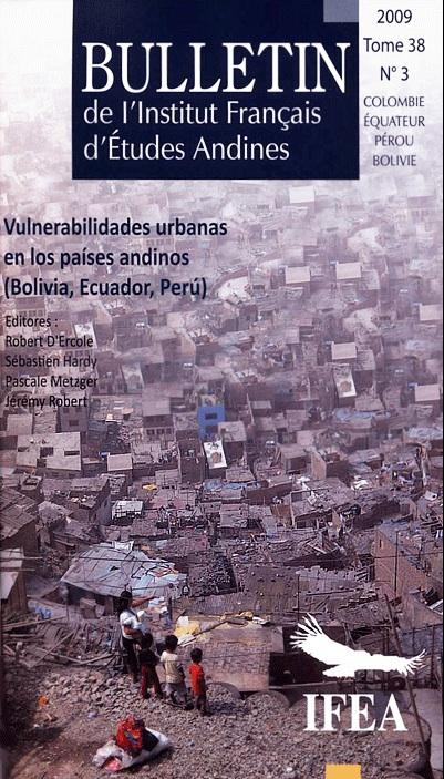Vulnerabilidades urbanas en los países andinos Clicha10