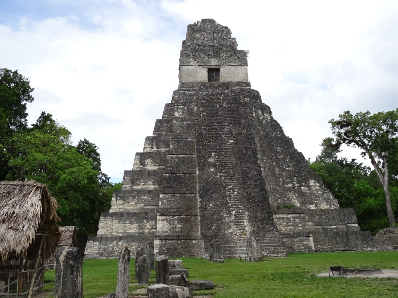 De Yavin IV à Tikal (Star Wars 4 : A New Hope et Rogue One) Dsc07410