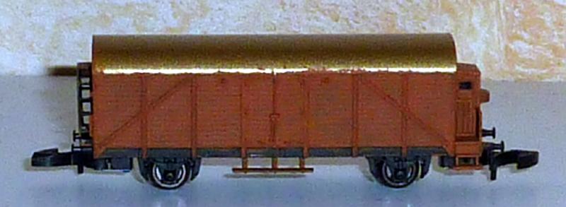 Transformation du wagon de Noël : une aventure subjective R_p10810