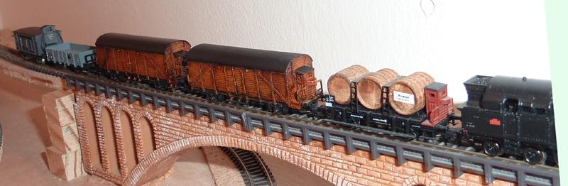 Transformation du wagon de Noël : une aventure subjective R_p10814