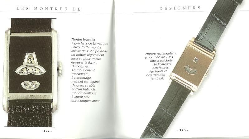 [vintage] Les montres bracelets à heures sautantes Folie_10