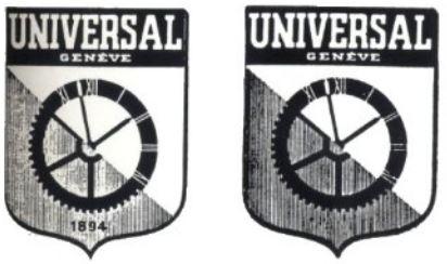 Revue Universal Genève Compax 12510 Logo_u10