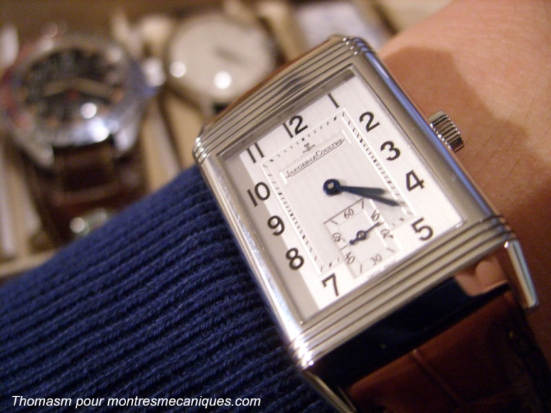 Je me pose beaucoup de questions ... sur la montre de mes quarante ans Ss851912