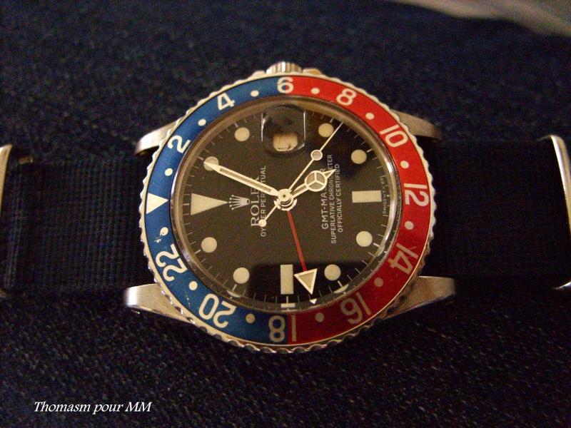 Rolex Vintage et Nato ! Ss857022