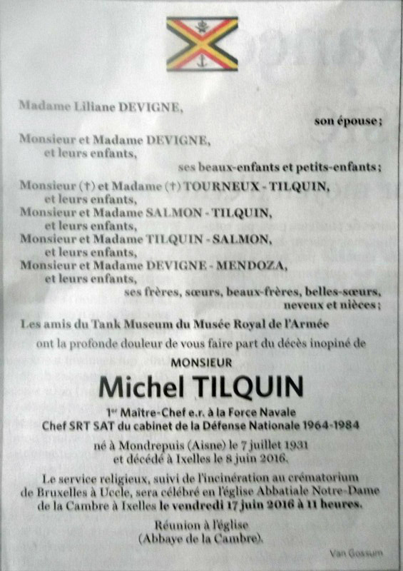 Décès du 1er Maitre Chef Michel Tilquin 100_4910