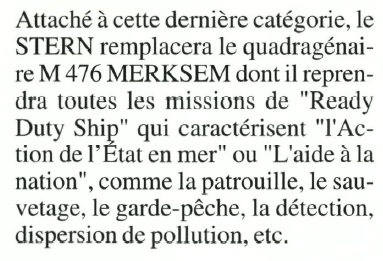 "les dragueurs MSI en service RDS ""Ready Duty Ship"" - Page 2 Stern10"