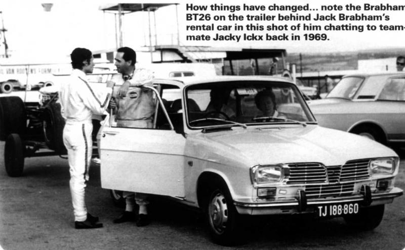 Des photos d'époque de Concessions Mercedes-Benz partie 1 - Page 15 P10510