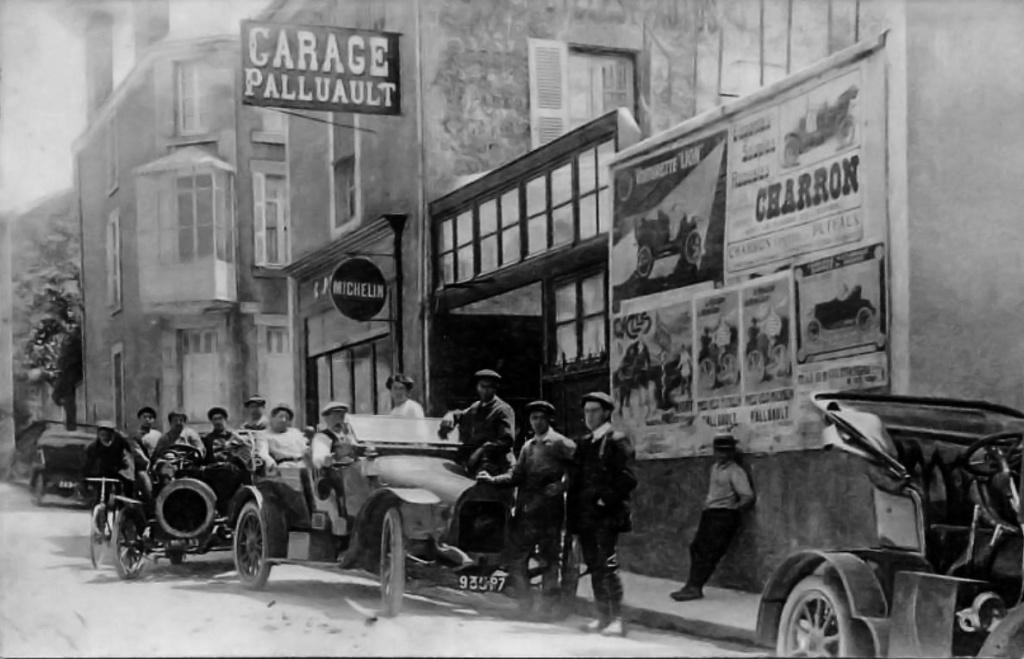 Des photos d'époque de Concessions Mercedes-Benz partie 1 - Page 15 P11510