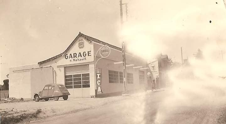 Des photos d'époque de Concessions Mercedes-Benz partie 1 - Page 26 P31210