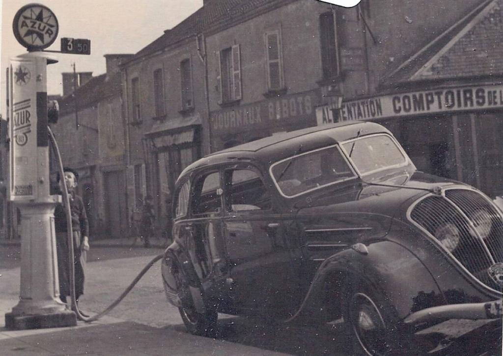 Des photos d'époque de Concessions Mercedes-Benz partie 1 - Page 26 P31710