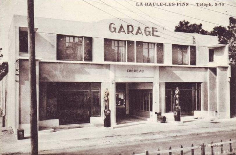 Des photos d'époque de Concessions Mercedes-Benz - Page 27 P33210