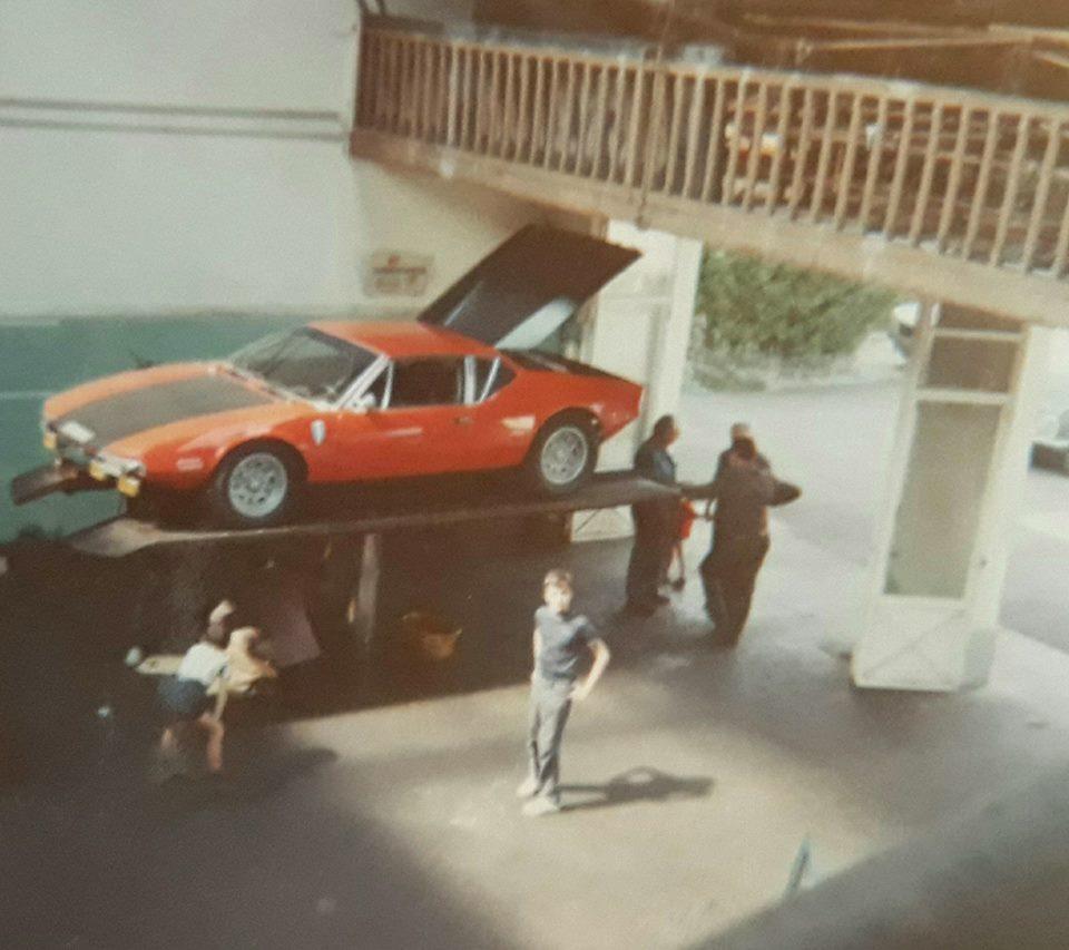 Des photos d'époque de Concessions Mercedes-Benz partie 1 - Page 28 P34810