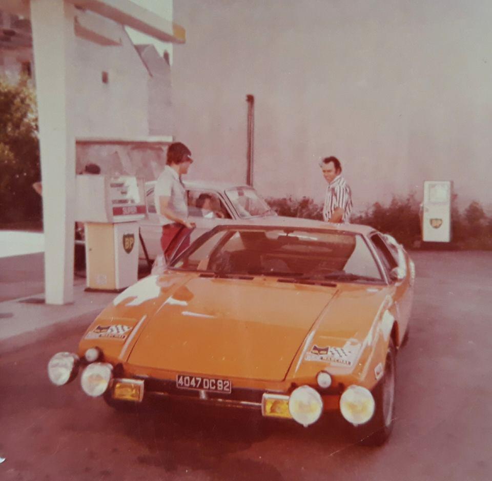 Des photos d'époque de Concessions Mercedes-Benz partie 1 - Page 28 P34910