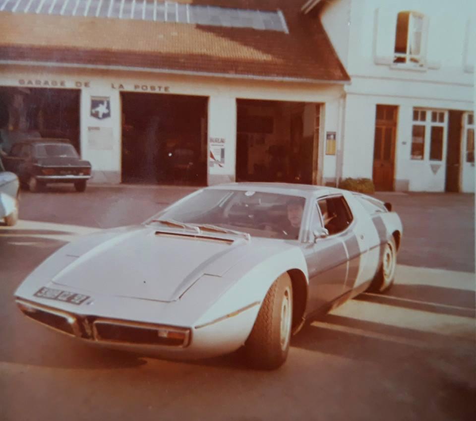 Des photos d'époque de Concessions Mercedes-Benz partie 1 - Page 28 P35010