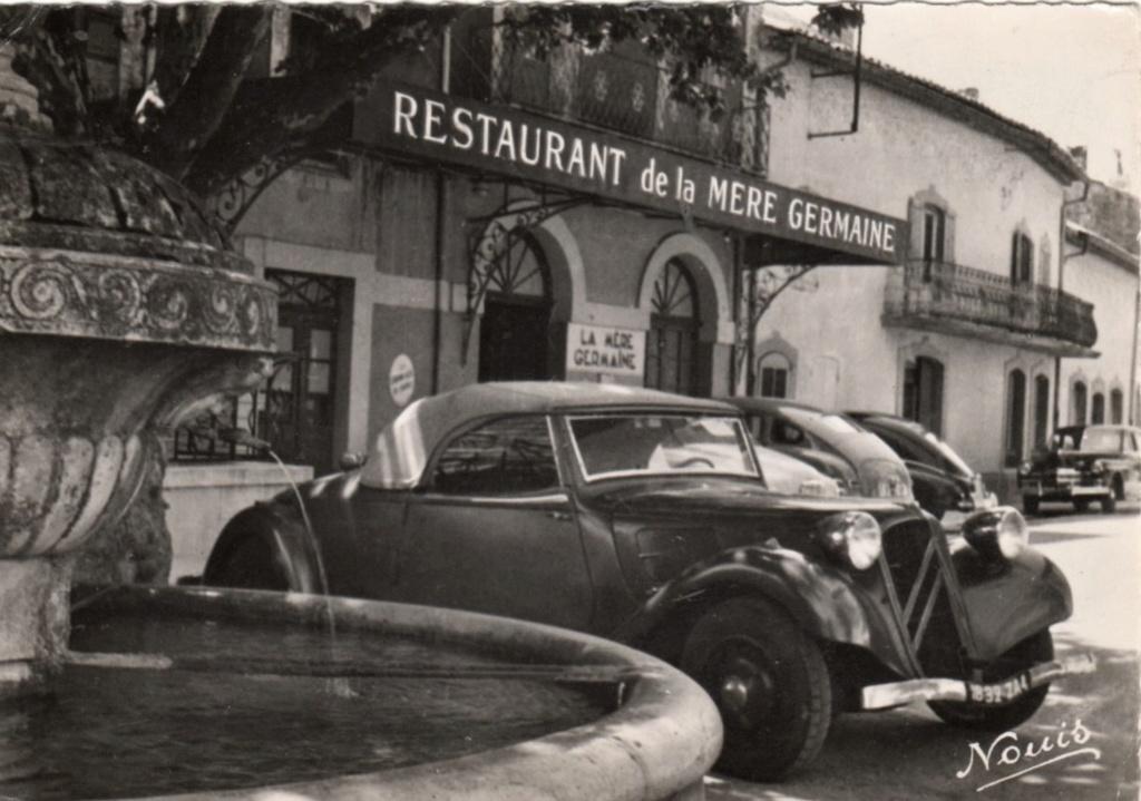 Des photos d'époque de Concessions Mercedes-Benz partie 1 - Page 28 P35110