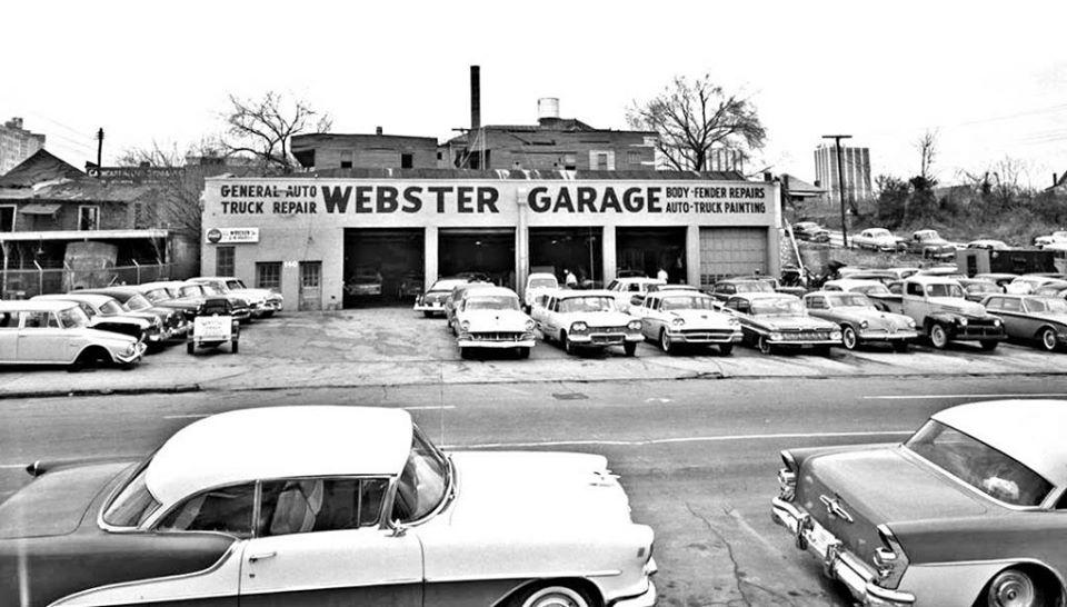 Des photos d'époque de Concessions Mercedes-Benz partie 1 - Page 28 P35810