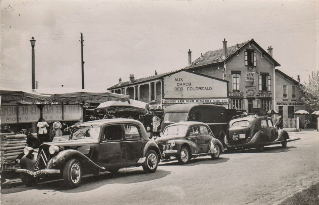 Des photos d'époque de Concessions Mercedes-Benz partie 1 - Page 28 P36410