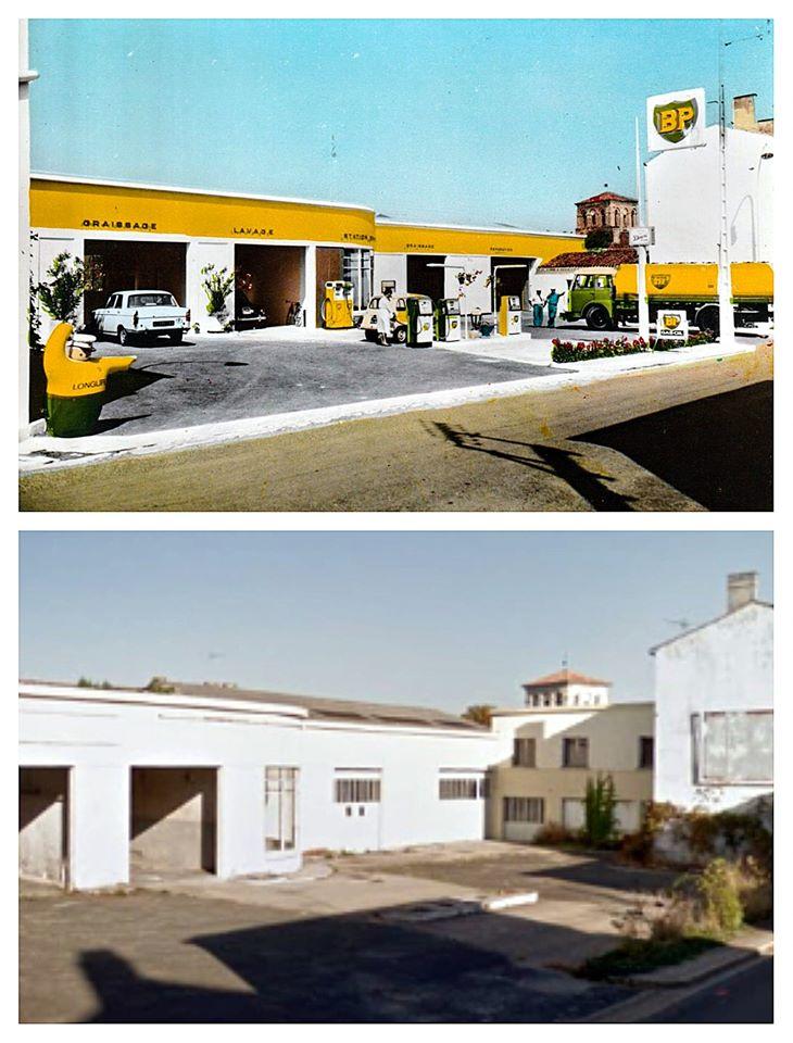Des photos d'époque de Concessions Mercedes-Benz partie 1 - Page 34 P47310