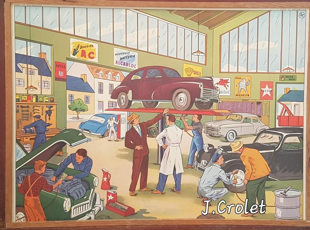 Des photos d'époque de Concessions Mercedes-Benz partie 1 - Page 34 P47910