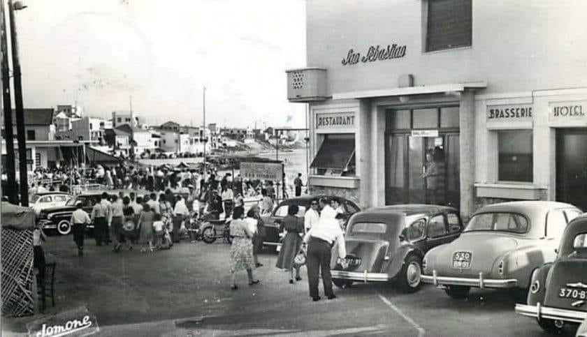 Des photos d'époque de Concessions Mercedes-Benz partie 1 - Page 15 P9210