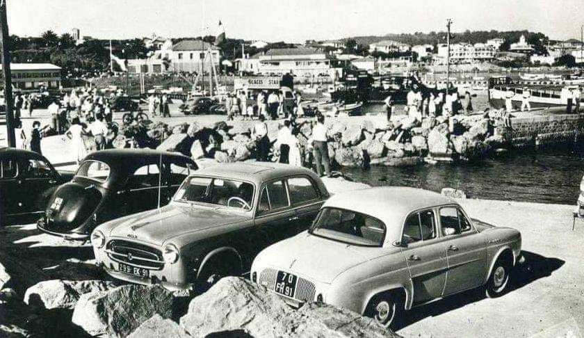 Des photos d'époque de Concessions Mercedes-Benz partie 1 - Page 15 P9310