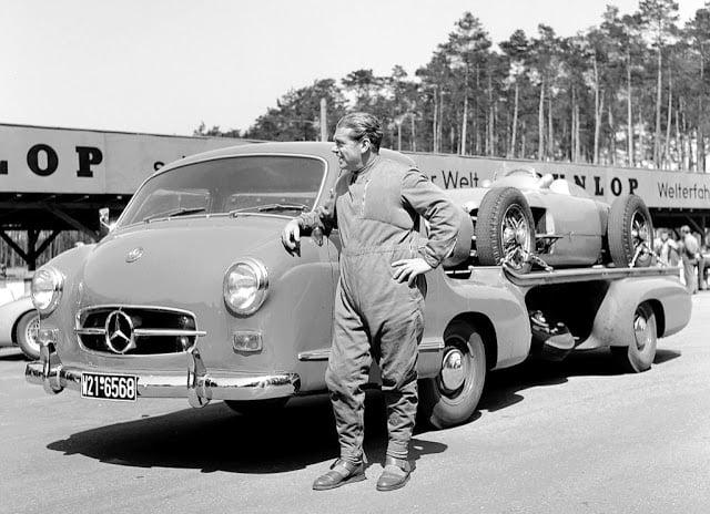 Des photos d'époque de Concessions Mercedes-Benz partie 1 - Page 15 P9910