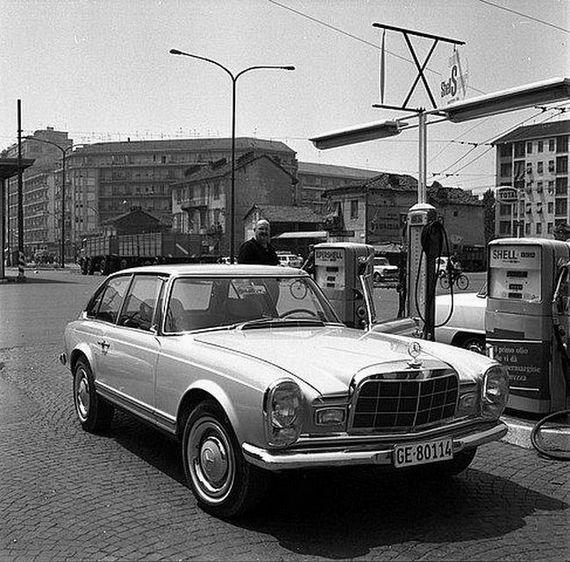 Qui connait ce modèle de Mercedes ! Slx10