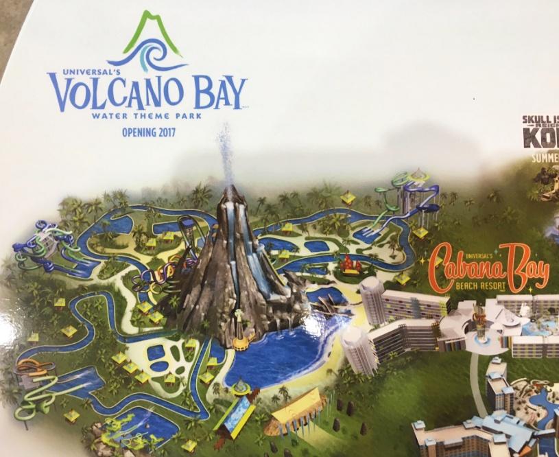 [USA] Universal's Volcano Bay (2017) - Page 2 Volcan10