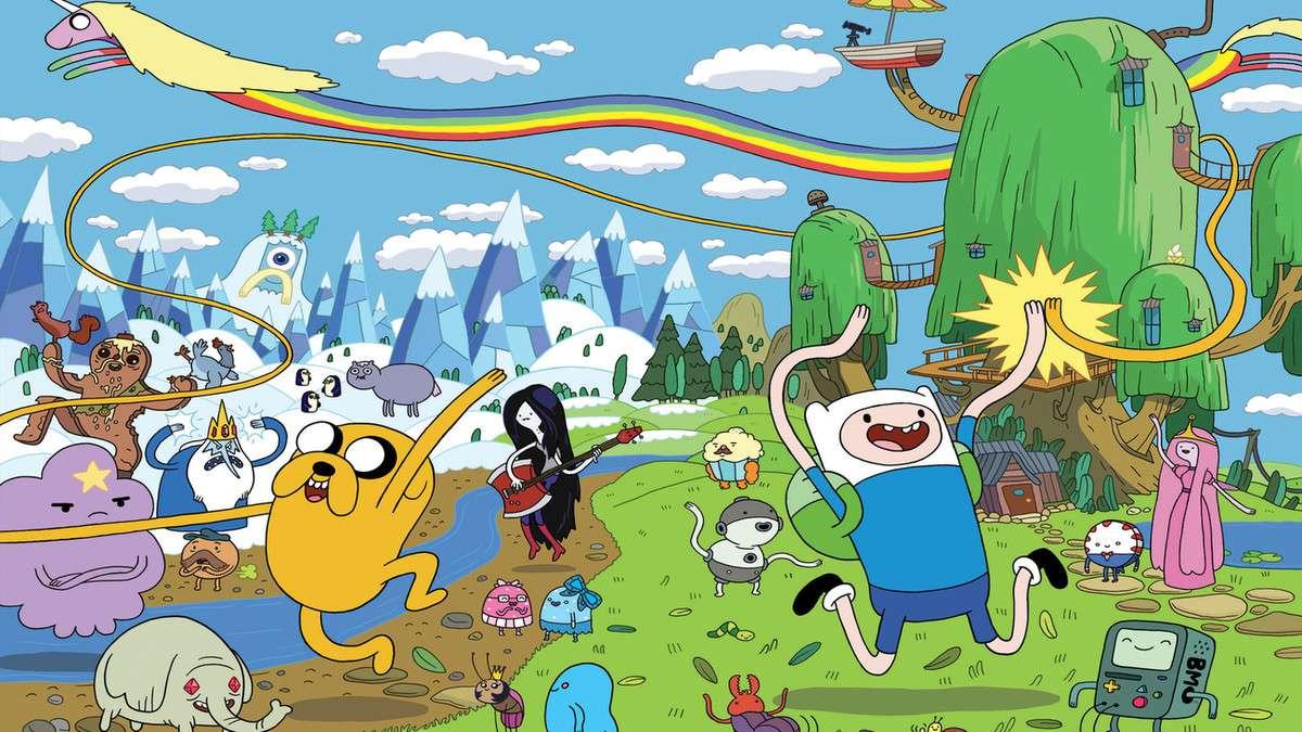 [Produits] Bientôt des figurines à construire Lego Adventure Time ! Advent10