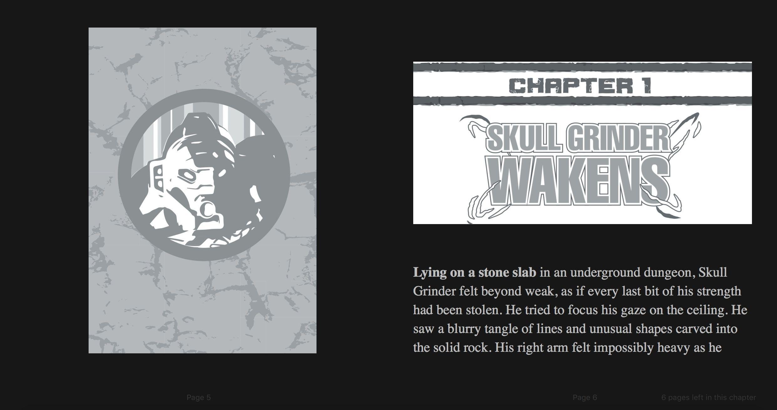 [Culture] Un troisième livre Bionicle est annoncé Clix8k10