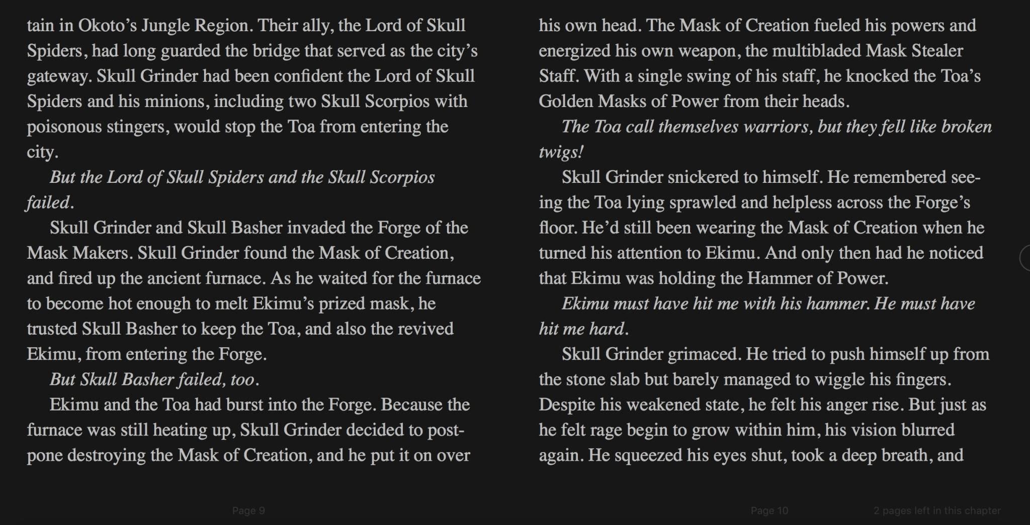 [Culture] Un troisième livre Bionicle est annoncé Quv50j10