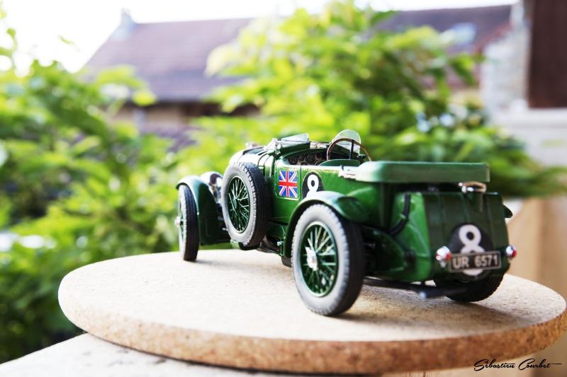 Bentley 4,5L Blower, n°8 Le Mans 1930 Bentle17