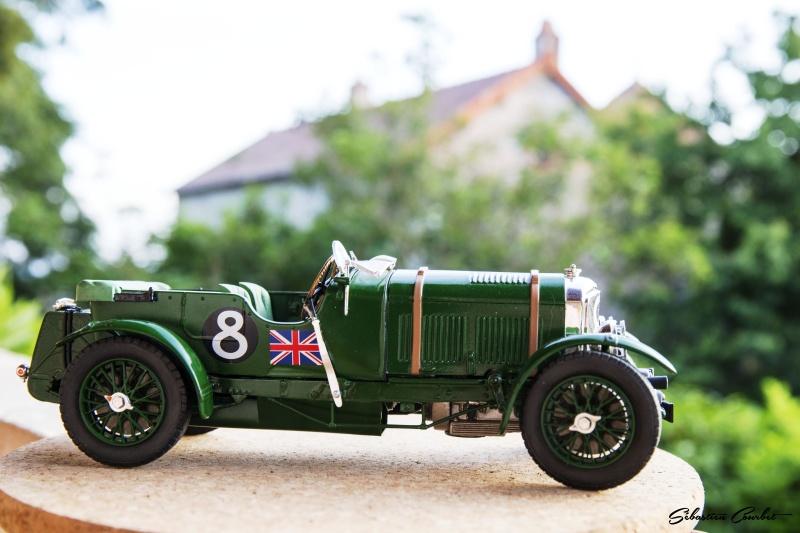 Bentley 4,5L Blower, n°8 Le Mans 1930 Bentle18