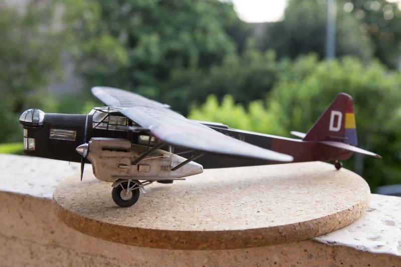 Potez 540 escadrille Malraux Guerre d'Espagne Potez_11