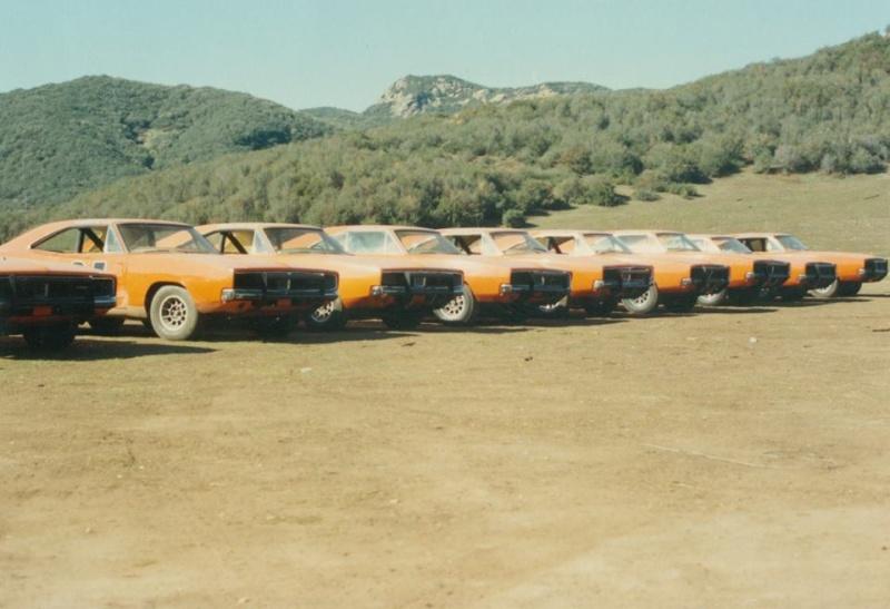 Dukes of Hazzard - derrière la caméra 10342810