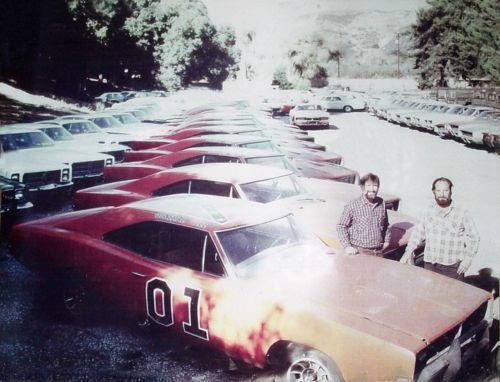 Dukes of Hazzard - derrière la caméra 91707111