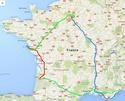 France Électrique Tour + Vendée Énergie Tour #FET #VET Maps_f10