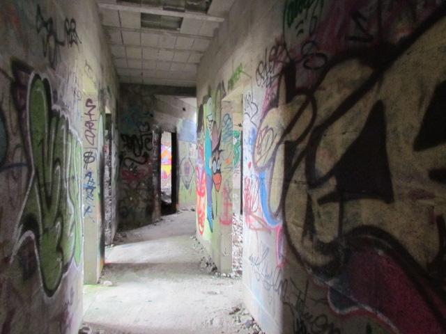 PIROU PLAGE le village fantôme dans la manche Img_0033