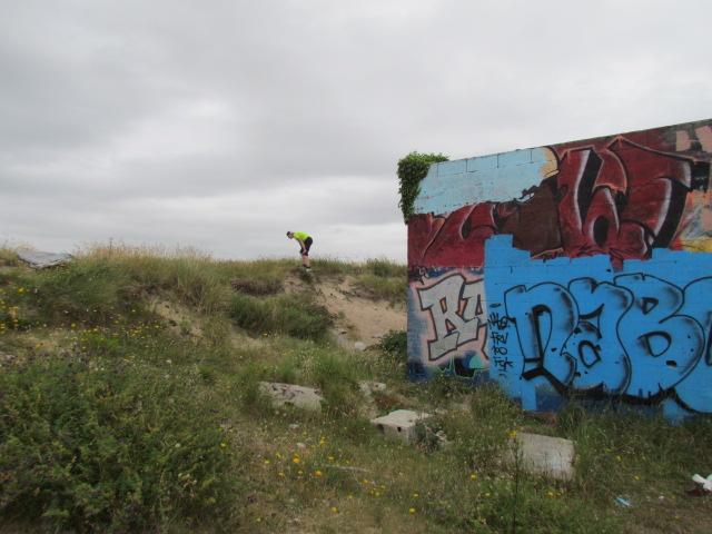 PIROU PLAGE le village fantôme dans la manche Img_0038