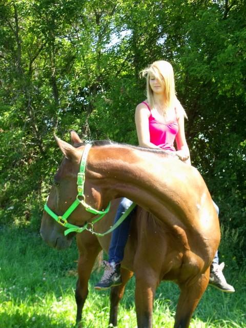 ♣ photos de vous à cheval - Page 4 Dscf4010