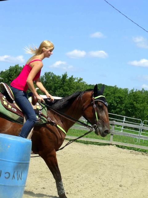 ♣ photos de vous à cheval - Page 4 Dscf4110