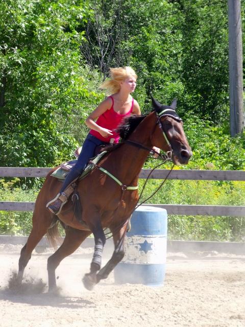 ♣ photos de vous à cheval - Page 4 Dscf4111