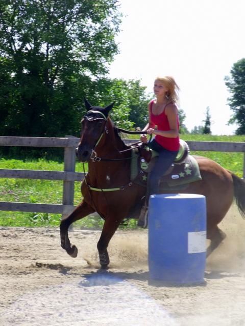 ♣ photos de vous à cheval - Page 4 Dscf4112