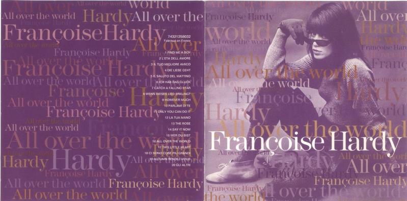 Quatre T shirts et un cabas (!) pour Françoise Hardy ... Fhallo10