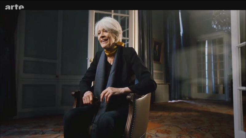 23 septembre 2016 - Arte - Françoise Hardy, la discrète Image112