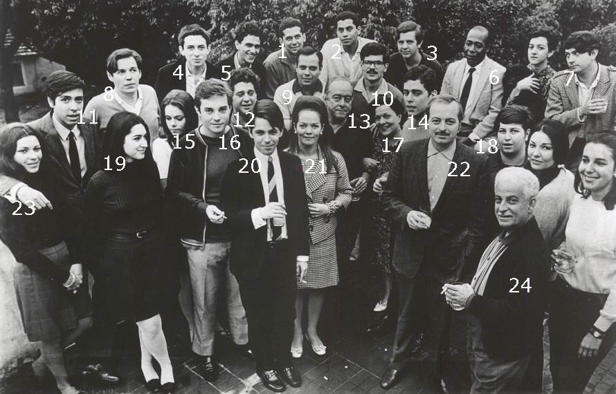 Le monde de la chanson brésilienne à la fin des années 60 Photo10