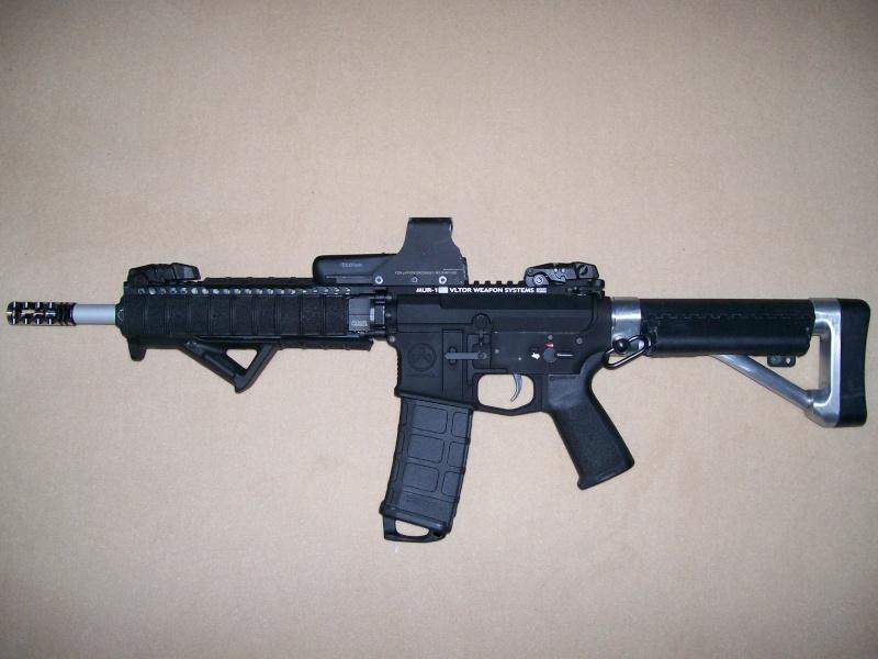 Mon custom M4 magpul 100_0212