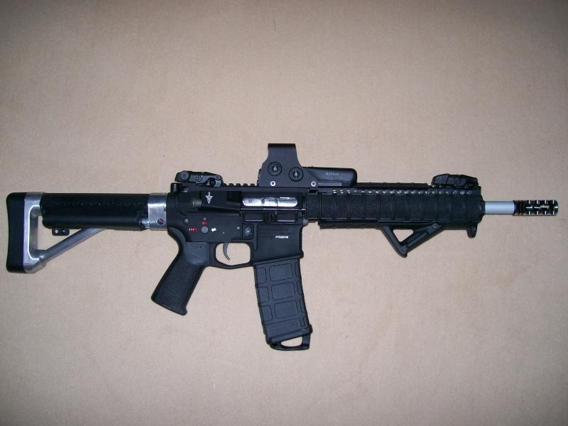 Mon custom M4 magpul 100_0213